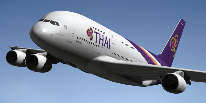 THAI AIRWAYS A380 FIRST/BUSINESS CLASS SEAT CHECK