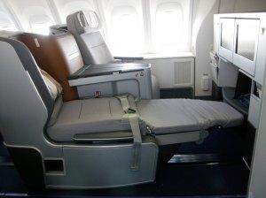 Premierenflug/ Lufthansa/ Boeing 747-8