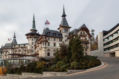 Dolder_Grand_Hotel_-_central_part