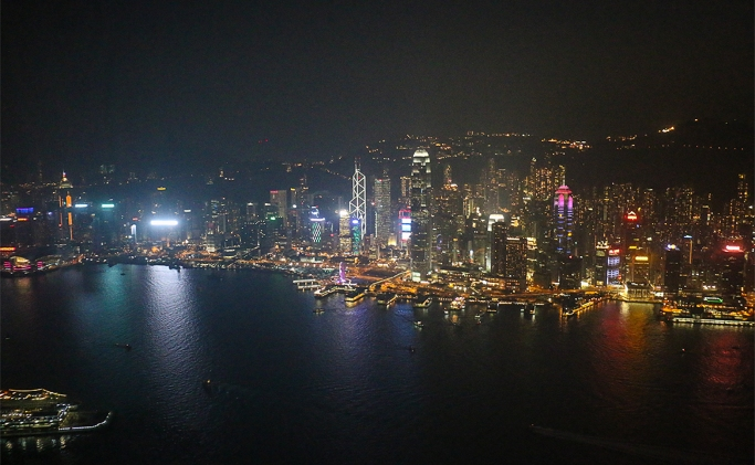 Hong-Kong-View-from-Ritz-Carlton-Hotel